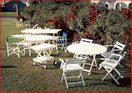 Fabrica de muebles de jardin en madera sillones mesas for Fabrica de muebles para jardin